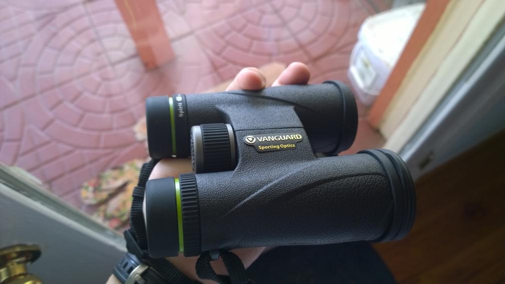 Vanguard's Spirit ED 8x42 Binocular